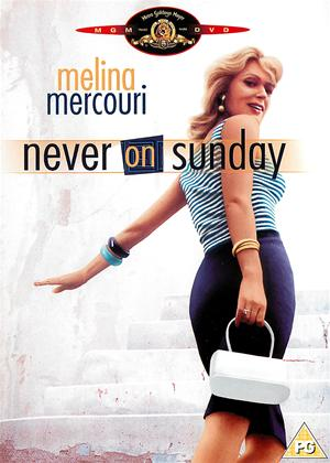 Never on Sunday Online DVD Rental