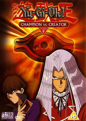 Rent Yu Gi Oh!: Vol.9: Champion Vs. Creator Online DVD Rental