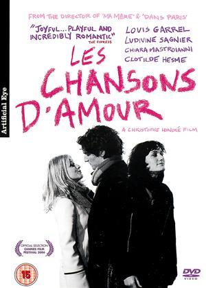 Les Chansons d'amour Online DVD Rental