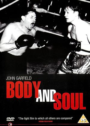 Rent Body and Soul Online DVD Rental
