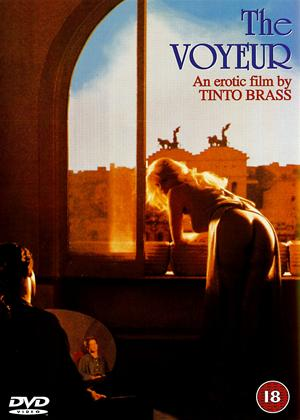 Rent The Voyeur: Director's Cut (aka L'uomo che guarda) Online DVD & Blu-ray Rental