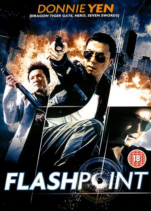 Flash Point Online DVD Rental