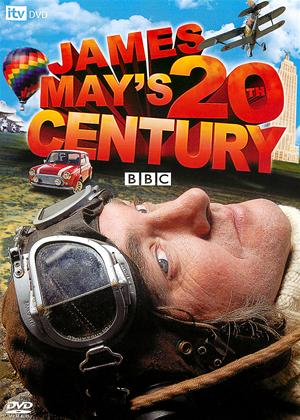 Rent James May's 20th Century: Series 1 Online DVD Rental