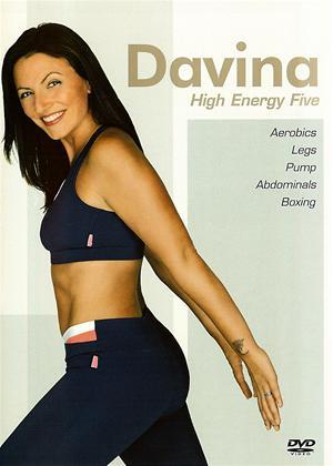 Rent Davina McCall: High Energy Five Online DVD Rental