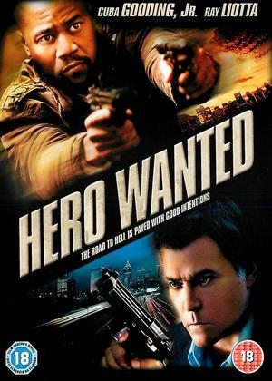 Hero Wanted Online DVD Rental