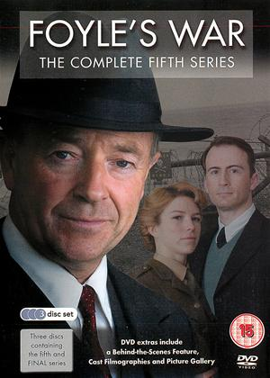 Rent Foyle's War: Series 5 Online DVD Rental