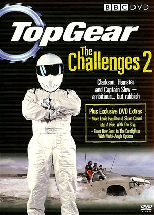 Rent Top Gear: The Challenges: Vol.2 Online DVD & Blu-ray Rental