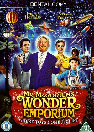 Rent Mr. Magorium's Wonder Emporium Online DVD Rental