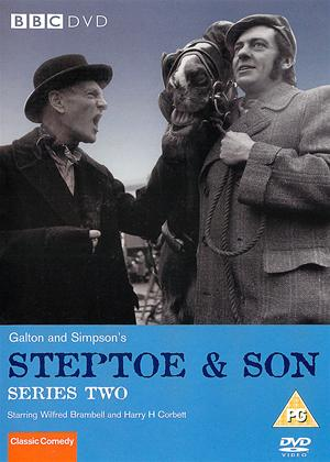 Rent Steptoe and Son: Series 2 Online DVD Rental