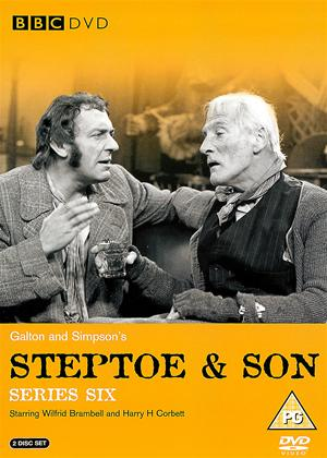 Rent Steptoe and Son: Series 6 Online DVD Rental