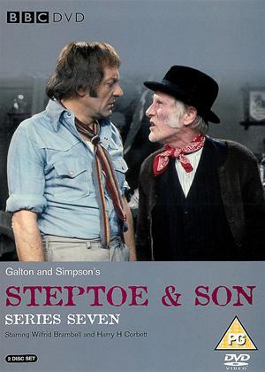 Rent Steptoe and Son: Series 7 Online DVD Rental