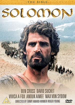 Rent The Bible: Solomon Online DVD & Blu-ray Rental