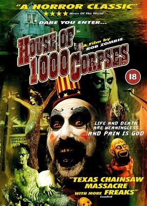Rent House of 1000 Corpses Online DVD Rental