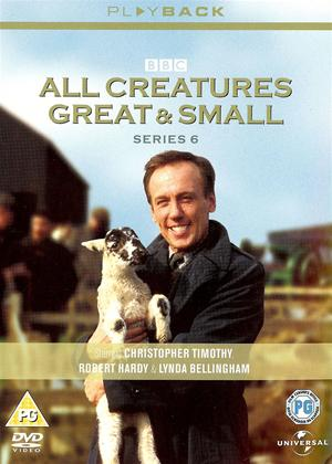 Rent All Creatures Great and Small: Series 6 Online DVD & Blu-ray Rental