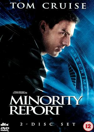 Minority Report Online DVD Rental
