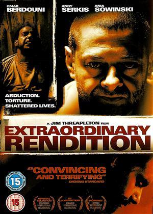 Rent Extraordinary Rendition Online DVD Rental