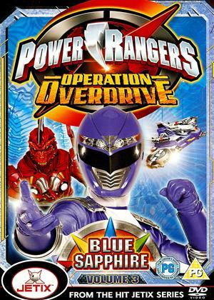 Rent Power Rangers: Operation Overdrive: Vol.3 Online DVD & Blu-ray Rental