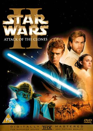 Rent Star Wars: Episode II: Attack of the Clones Online DVD Rental