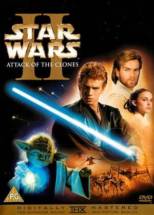 Rent Star Wars: Episode II: Attack of the Clones Online DVD & Blu-ray Rental