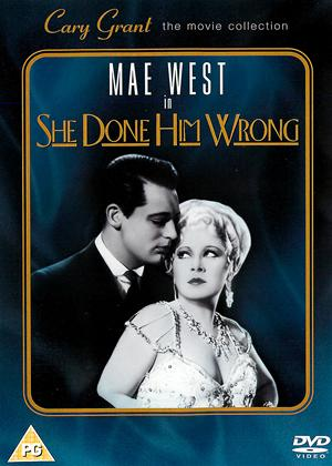 Rent She Done Him Wrong Online DVD Rental