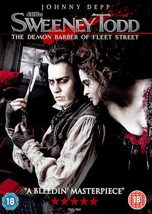 Rent Sweeney Todd: The Demon Barber of Fleet Street Online DVD Rental