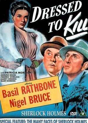 Rent Sherlock Holmes: Dressed to Kill Online DVD Rental