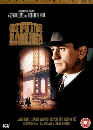 Rent Once Upon a Time in America Online DVD Rental