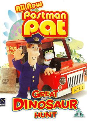Rent Postman Pat: Great Dinosaur Hunt Online DVD Rental