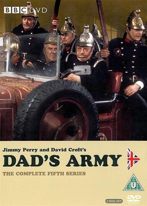 Rent Dad's Army: Series 5 Online DVD Rental