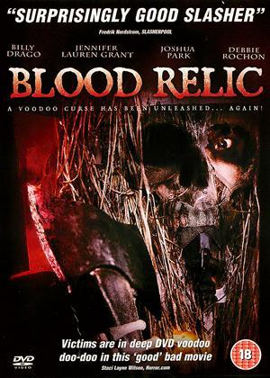 Rent Blood Relic Online DVD Rental