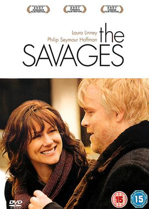 Rent The Savages Online DVD Rental