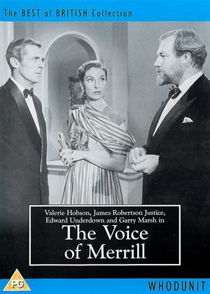 Rent The Voice of Merrill Online DVD & Blu-ray Rental