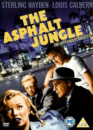 The Asphalt Jungle Online DVD Rental