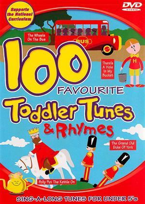 Rent 100 Favourite Toddler Tunes Online DVD & Blu-ray Rental