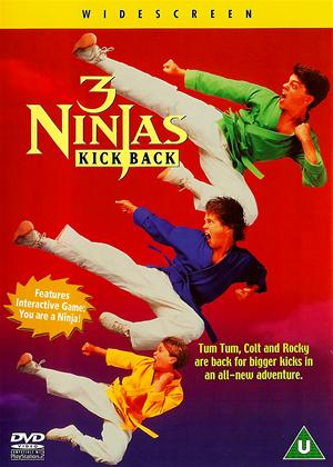 Rent 3 Ninjas Kick Back Online DVD Rental