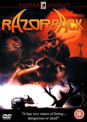 Rent Razorback Online DVD Rental