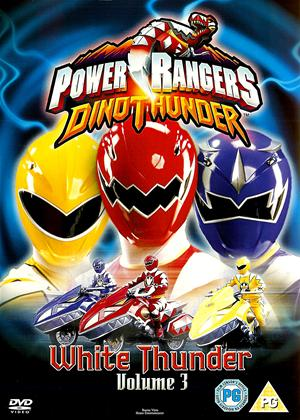 Rent Power Rangers: Dino Thunder: White Thunder: Vol.3 Online DVD & Blu-ray Rental