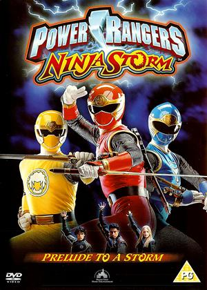 Rent Power Rangers Ninja Storm: Prelude to a Storm Online DVD Rental