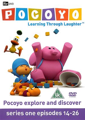 Rent Pocoyo: Explore and Discover Online DVD & Blu-ray Rental
