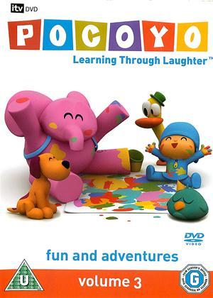 Rent Pocoyo: Fun and Adventures Online DVD Rental