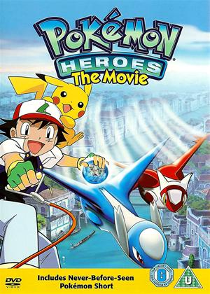 Pokemon Heroes: The Movie Online DVD Rental