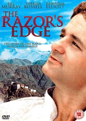 Rent The Razor's Edge Online DVD & Blu-ray Rental