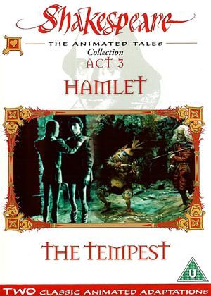 Rent Shakespeare The Animated Tales: Hamlet / The Tempest Online DVD Rental