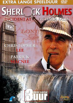 Rent Sherlock Holmes: Incident at Victoria Falls Online DVD & Blu-ray Rental
