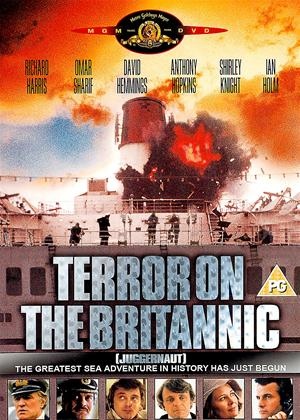 Rent Terror on the Britannic Online DVD Rental