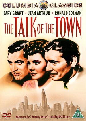 Rent The Talk of the Town Online DVD Rental