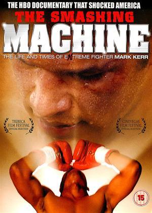 Rent The Smashing Machine Online DVD Rental