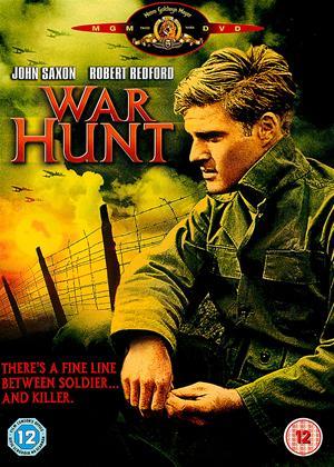 Rent War Hunt Online DVD Rental