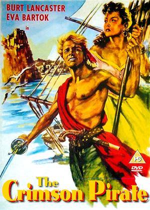 Rent The Crimson Pirate Online DVD Rental