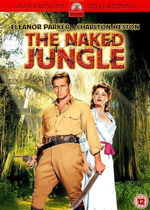 Rent The Naked Jungle Online DVD Rental